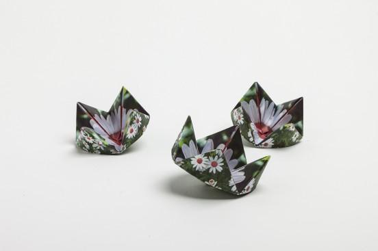 Origami Marguerite - Daisy-a-dit érotique | EMELINE FICHOT