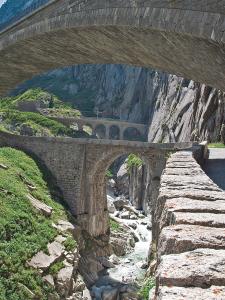 VIA AURATA Teufelsbrücke